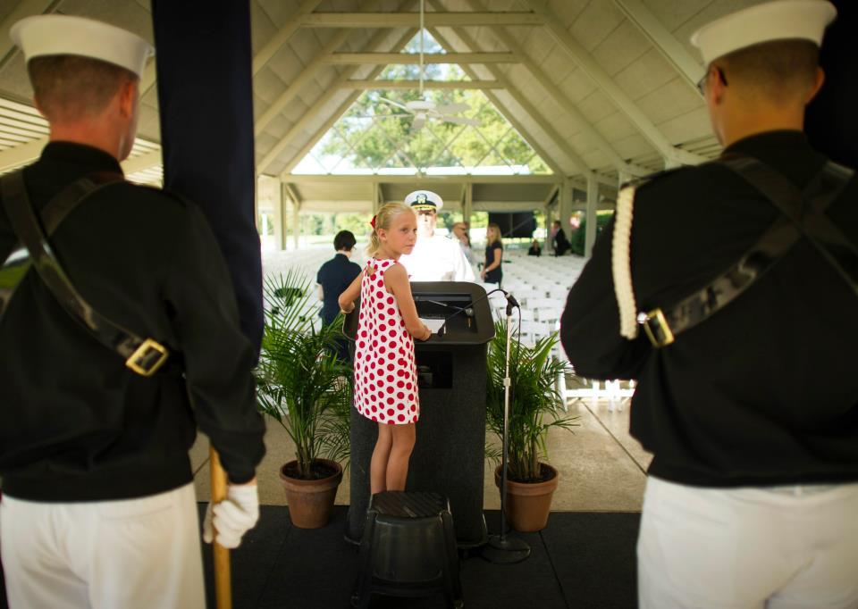 neil armstrong memorial service - photo #12