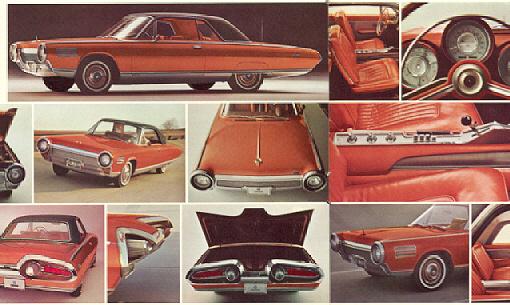 Old Cars Canada 1964 Chrysler Turbine