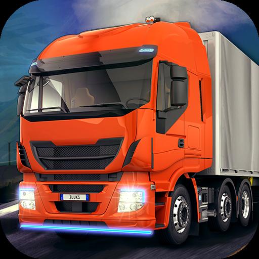 تحميل لعبة Truck Simulator 2017 v2.0.0 مهكرة وكاملة للاندرويد شراء مجانا