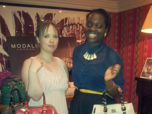 TLG and Handpicked Media Event: A/W 2012 collection from Nica, Mondalu and Fiorelli
