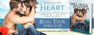 Blog Tour & Giveaway: Embracing Her Heart by Melissa Foster