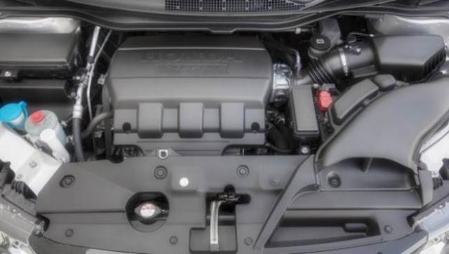 2018 Honda Odyssey Hybrid Redesign
