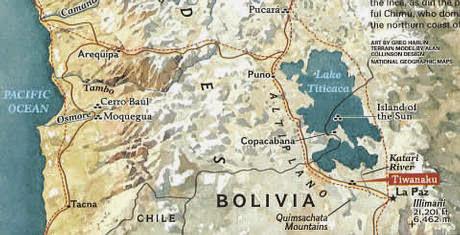 52B7D7124 - Los Annunaki y los secretos del lago Titicaca