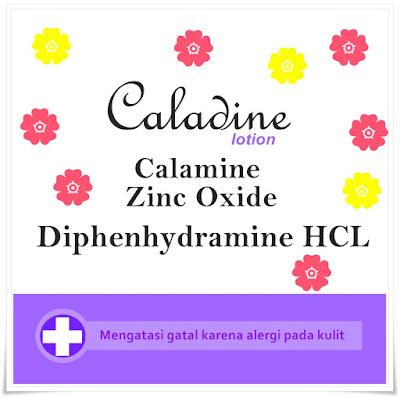 caladine untuk jerawat