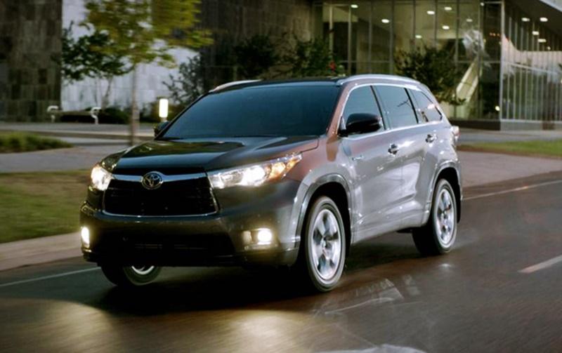 Toyota Highlander Hybrid Models Le