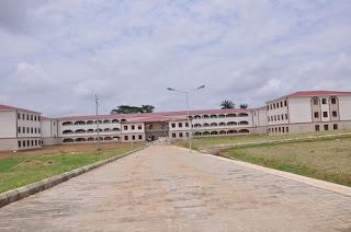 A Secondary School In Osun Built By Ogbeni Rauf Aregbesol