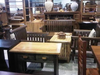 Manila Shopper Wooden Furniture At Market Market