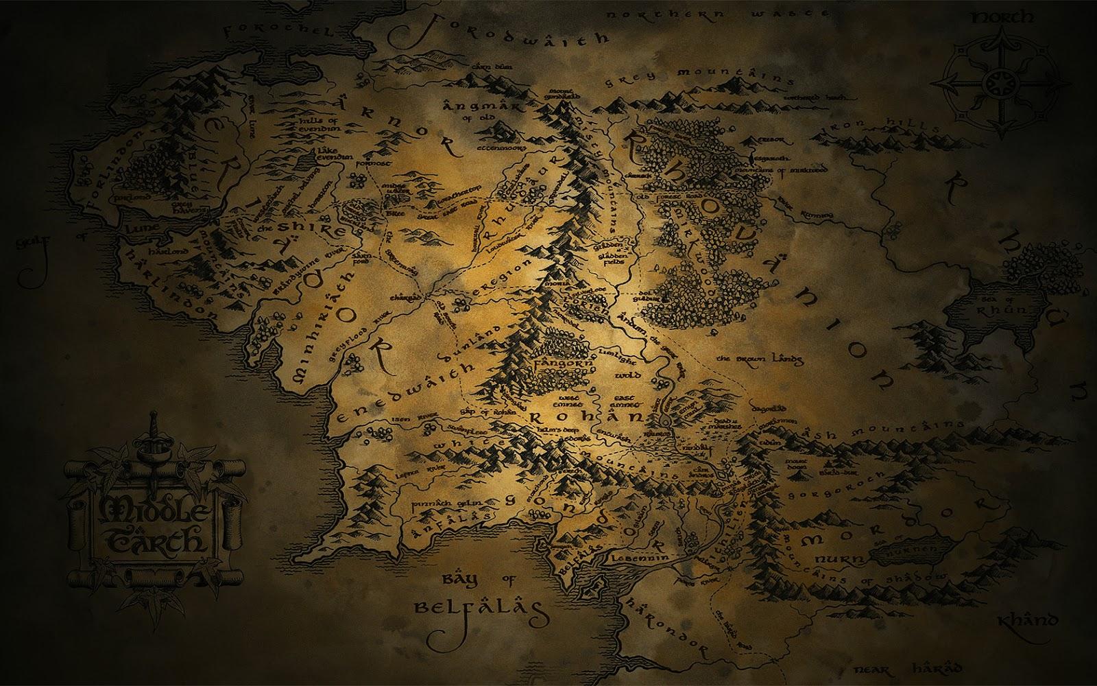 Hd Wallpapers Desktop Lord Of The Rings Desktop Wallpapers