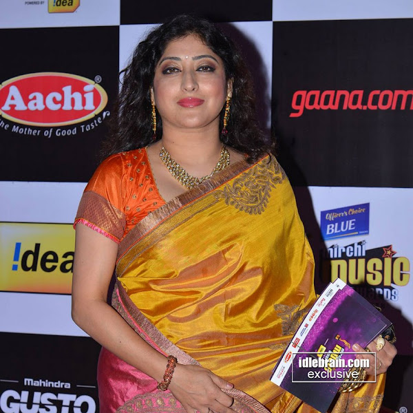 Lakshmi Goplaswamy hot photos from Mirchi Music Awards
