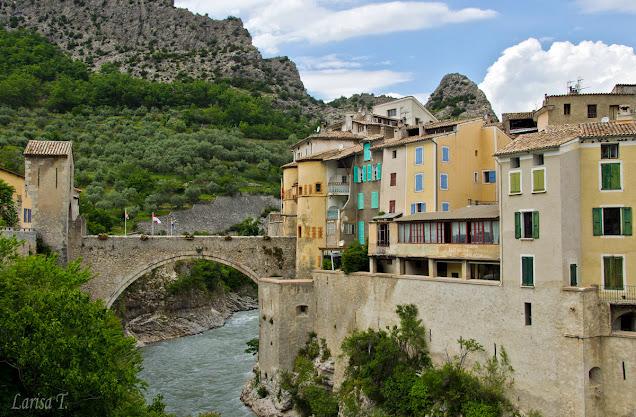 Verdon Provence Franta