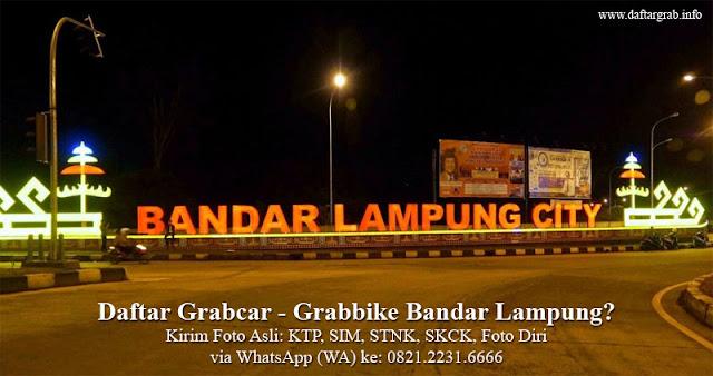 Daftar Grabcar Grabbike Bandar Lampung