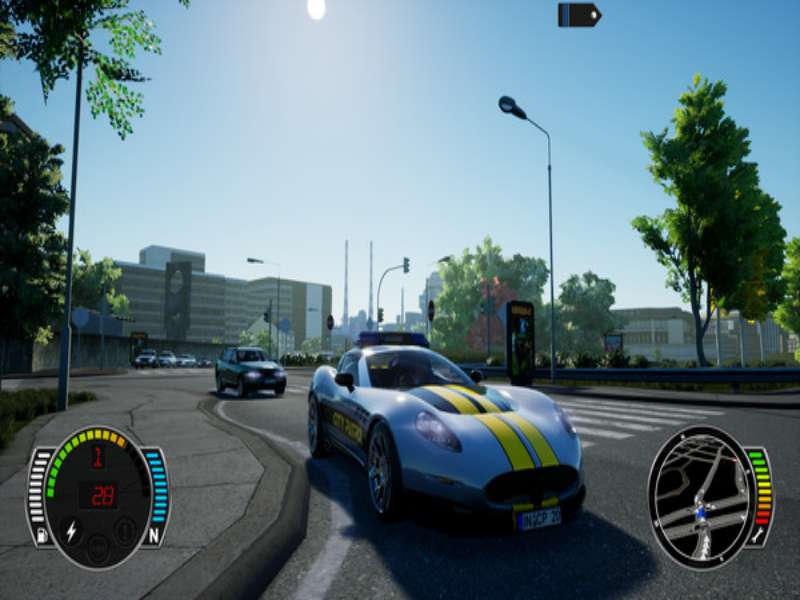 Download City Patrol Police Free Full Game For PC
