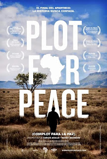 Póster: Plot for Peace (2013)