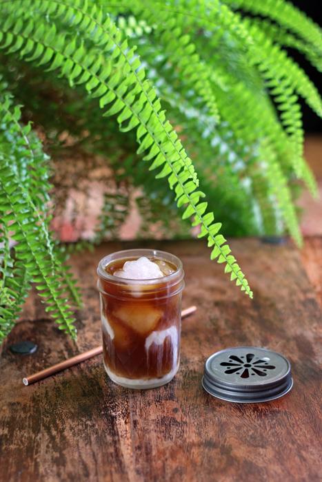 Vietnamesischer Eiskaffee: Ca Phe Sua Da