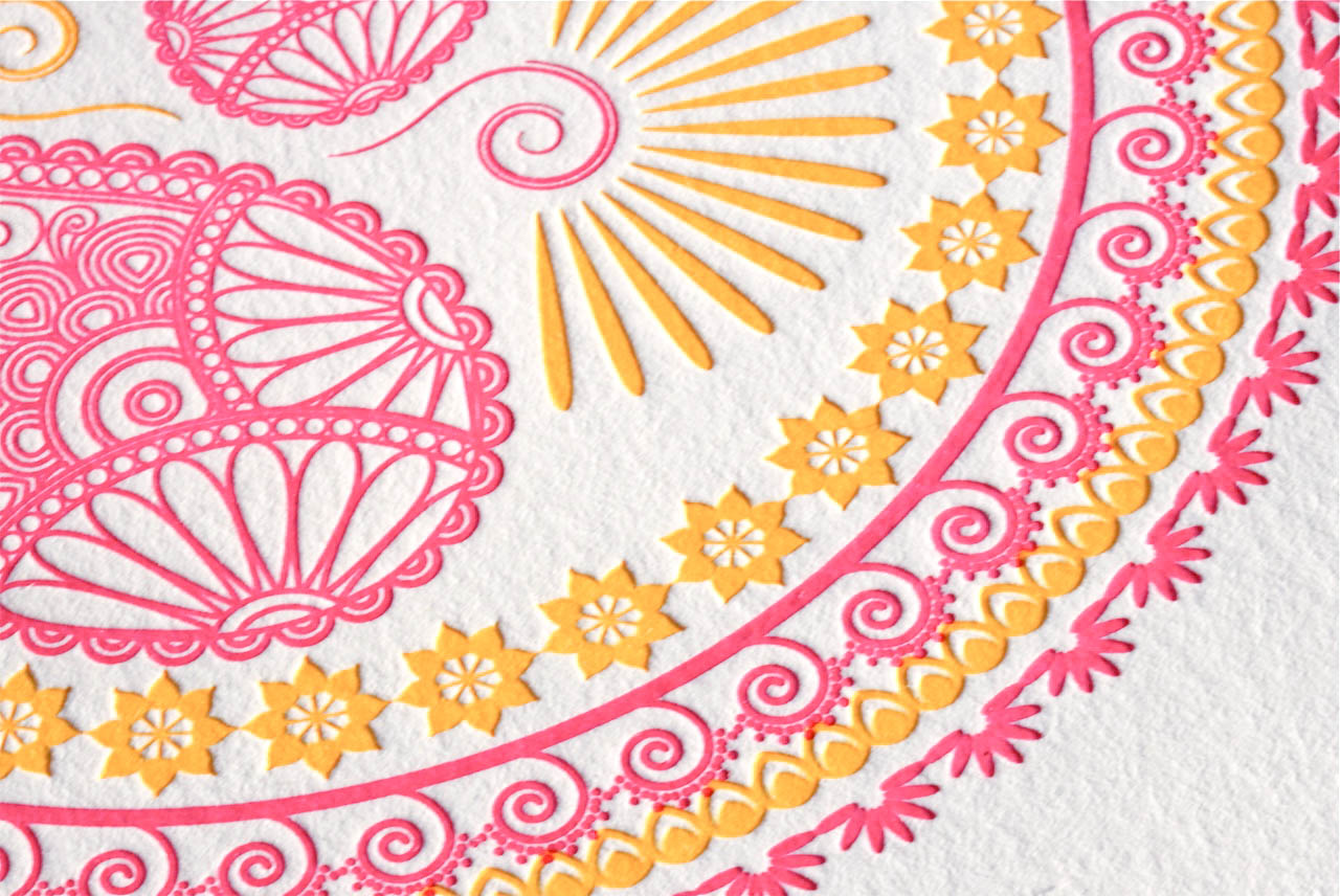 Indian Wedding Invitation Design Online: Maya Happy Weeding
