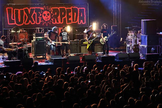 Luxtorpeda - relacja z koncertu