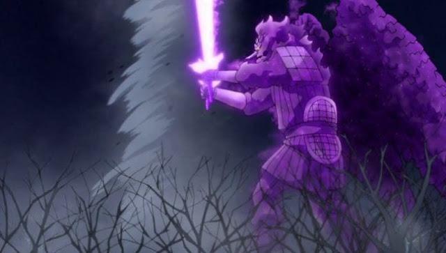 Daftar Jutsu di Anime Naruto yang Dipercaya Bisa Kalahkan Susanoo dengan Mudah!