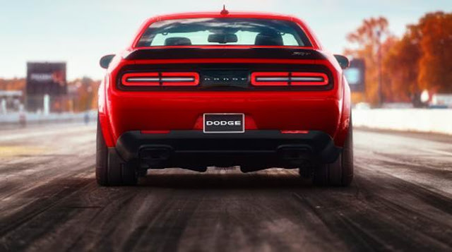2018 Dodge Challenger SRT Demon Specs and Price