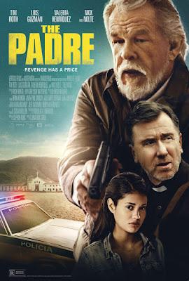 The Padre 2018 DVD R1 NTSC Latino
