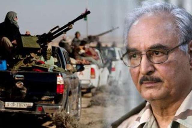 مجلس الأمن يدعو قوات حفتر لوقف هجومها باتجاه العاصمة الليبية