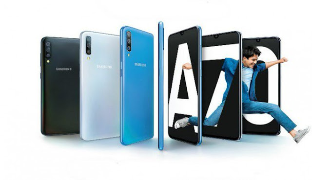 Samsung Galaxy A70 with Super AMOLED Infinity-U Display goes on sale