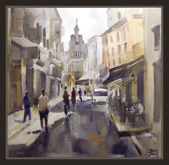 Ernest Descals.Artista Pintor