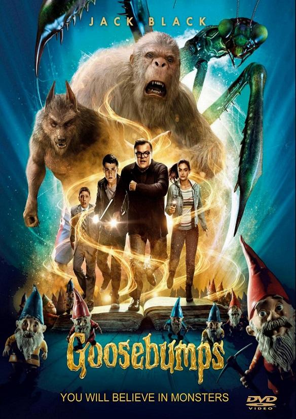 فیلم دوبله: مور مور (2015) Goosebumps