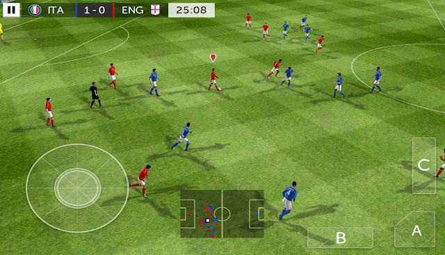 Download First Touch Soccer 2015 Jadi Manajer Klub Dan Pemain
