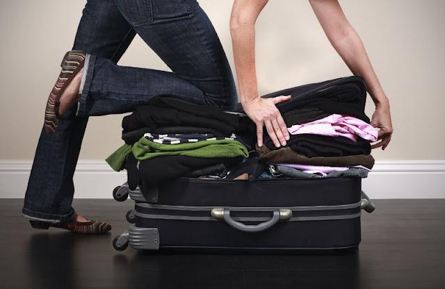 ¿Cómo preparar la maleta de viaje?