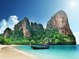 download besplatne slike za mobitele plaža more brod ljeto