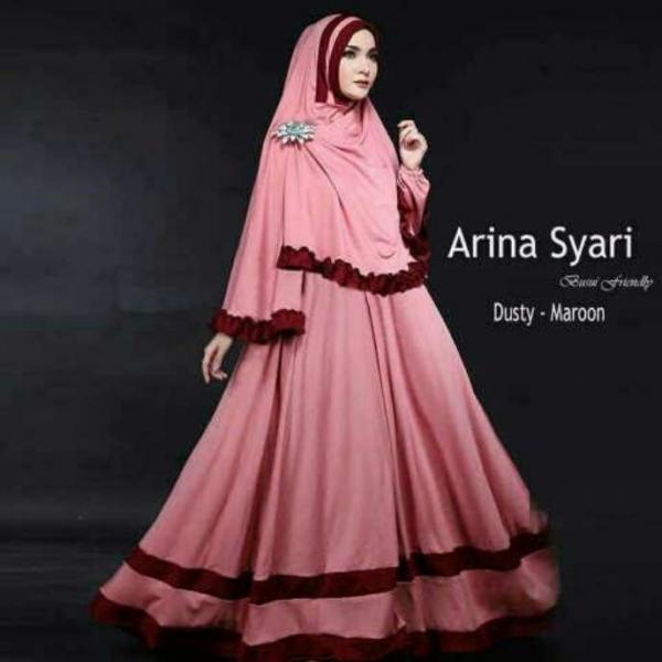 Jual Gamis Arina Syari