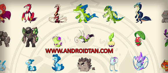 Info Game Mino Monsters 2 Evolution Mod Apk for Android