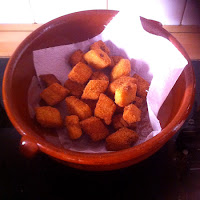 Recette Mamangue de makrout aux amandes et au miel