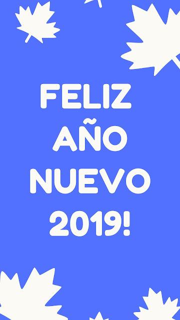 imagen de feliz año nuevo 2019