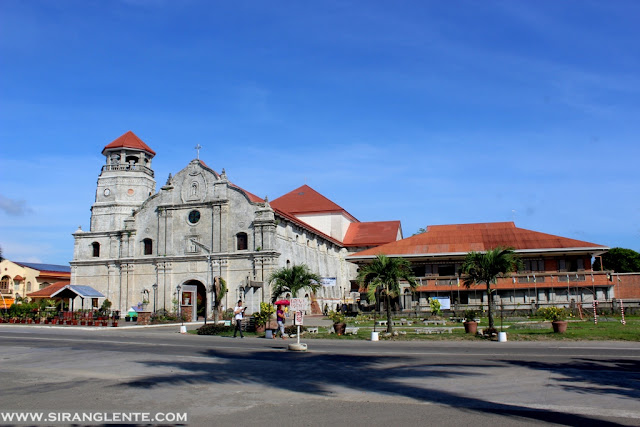 Tourist spots in Capiz