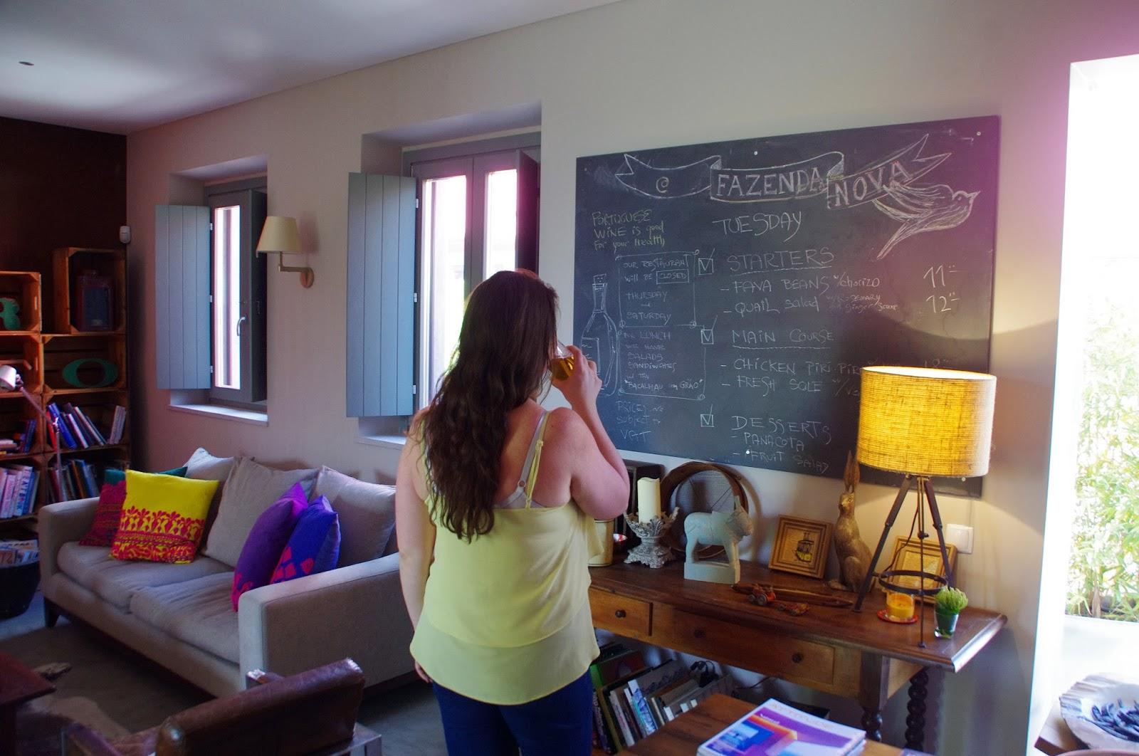 Simone at Fazenda Nova Country House