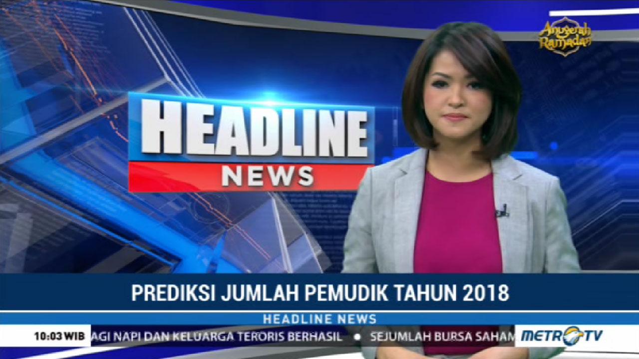 Frekuensi siaran Metro TV di satelit Palapa D Terbaru