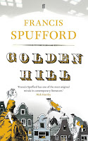Book cover for Golden Hill in Didsbury book group