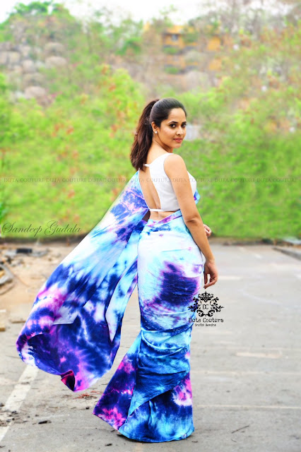 Anasuya Bharadwaj Latest Photoshoot Pics