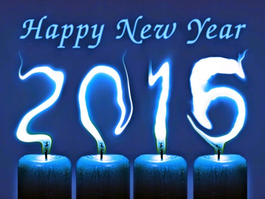 Happy New Year 2016 SMS in Hindi (HNY 2k16)