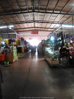 padang waremart, padang besar
