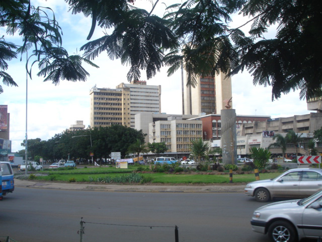 Lusaka, Capital de Zâmbia