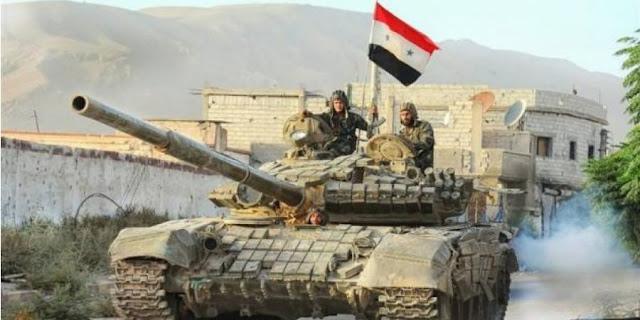 Οι τούρκοι κρύβουν ότι χτύπησε ο συριακός στρατός...... 9 τούρκοι στρατιώτες νεκροί!