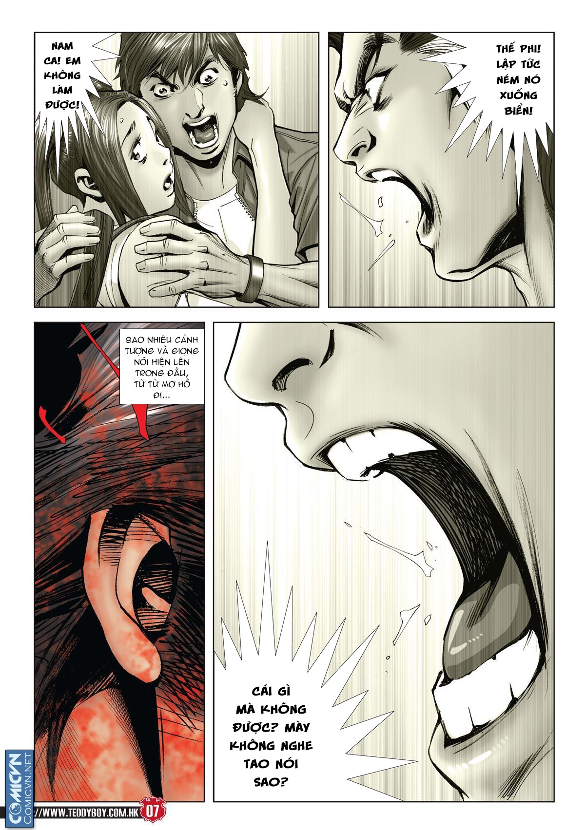 Người Trong Giang Hồ chapter 2001: tự tận trang 6