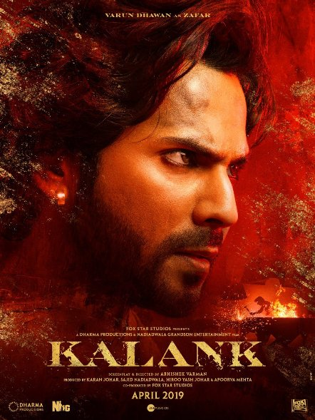 full cast and crew of movie Kalank 2019 wiki Kalank story, release date, Kalank – wikipedia Actress poster, trailer, Video, News, Photos, Wallpaper