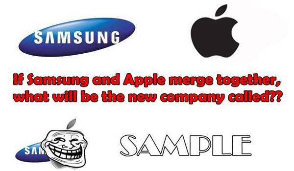 Funny Memes And Cartoons After Apple Vs Samsung Legal Battle