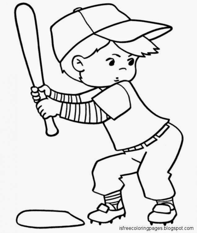 Free printable sports coloring pages and download free sports coloring pages along with coloring pages for other activities and coloring sheets. Free Coloring Pages Sport Coloring Pages