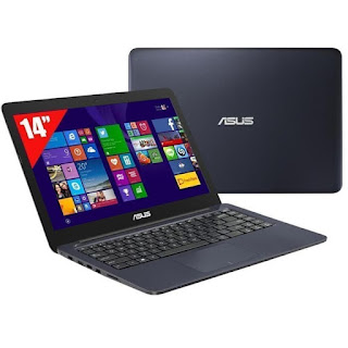 Laptop  ASUS  E402WA - GA001T AMD E2 Windows 10 64bit + Tas