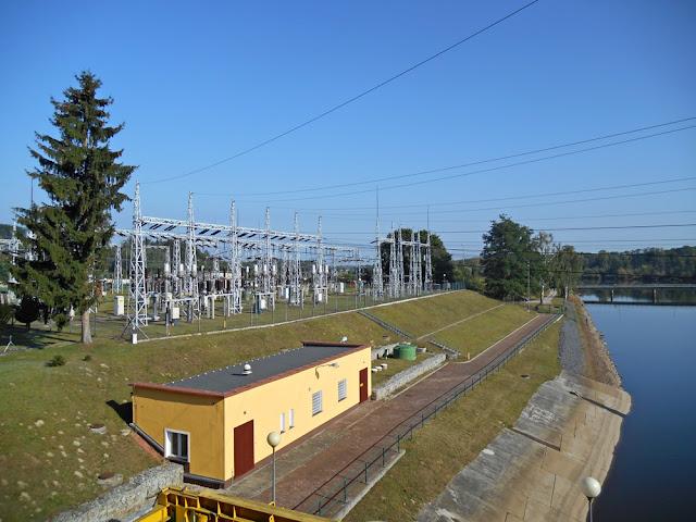 prąd elektryczny, ciekawe miejsca, Dychów, lubuskie