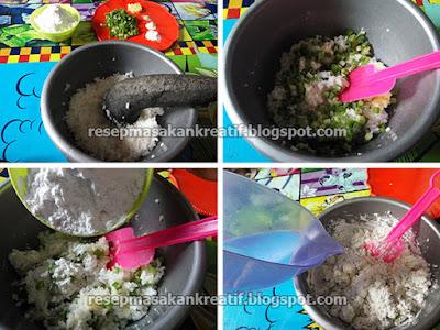 Bahan Bumbu Adonan Cireng Nasi